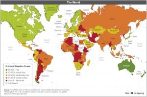 capitalism map